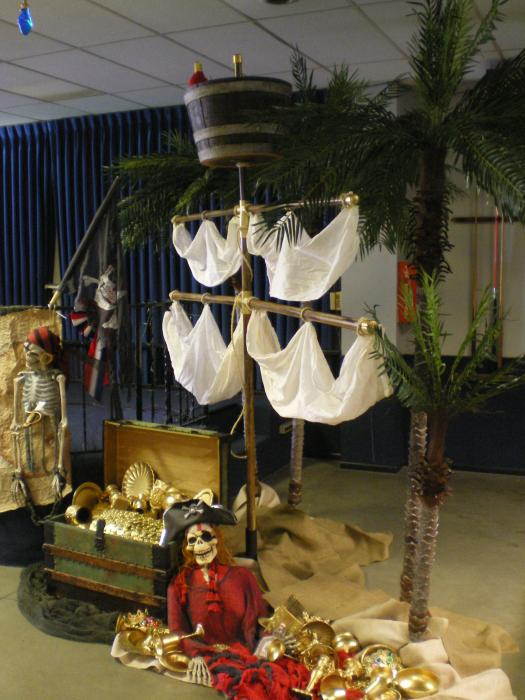 38475 pirate ship - Decoration pirate des caraibes ...